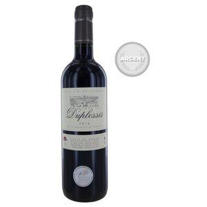 VIN ROUGE Domaine Duplessis 2016 Côtes de Bourg - Vin Rouge