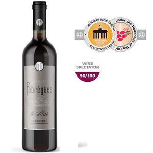 VIN ROUGE Domaine de Fabrègues Le Mas 2016 Languedoc - Vin r
