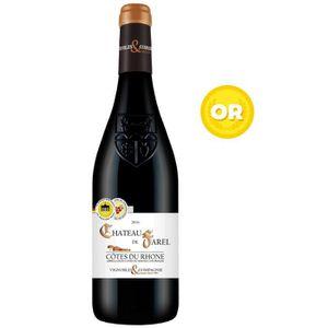 VIN ROUGE Château Farel 2016 Côtes du Rhône - Vin rouge de l
