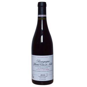 VIN ROUGE Laurent Roumier 2016 Bourgogne Hautes Côtes de Nui