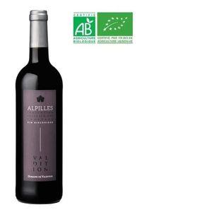VIN ROUGE Domaine de Valdition  2016 Alpilles - Vin rouge  -