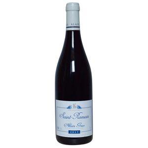 VIN ROUGE Alain Gras 2017 Saint-Romain - Vin rouge de Bourgo