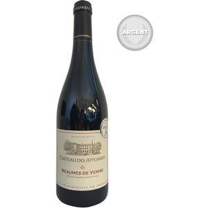 VIN ROUGE Château des Applanats 2017 Beaumes de Venise - Vin