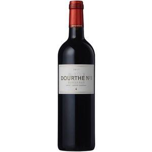 VIN ROUGE Dourthe N°1 2017 Bordeaux - Vin rouge de Bordeaux
