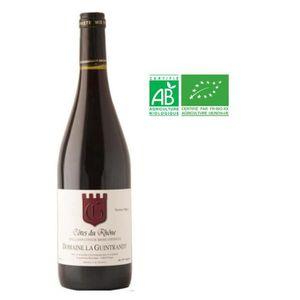 VIN ROUGE Domaine la Guintrandy 2017 Côtes du Rhône - Vin ro