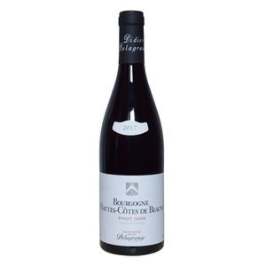VIN ROUGE Domaine Henri & Fils Delagrange 2017 Bourgogne Hau