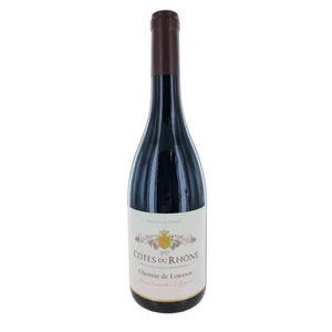 VIN ROUGE Chemin De Loussor 2017 Côtes du Rhône Vin Rouge