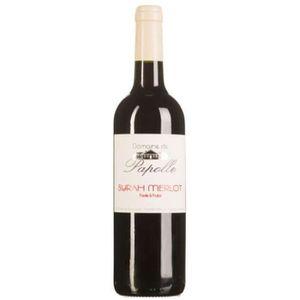 VIN ROUGE Domaine de Papolle 2017 Côtes de Gascogne - Vin ro