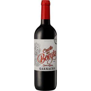 VIN ROUGE Castillo de Borgia 2018 Campo de Borja - Vin rouge