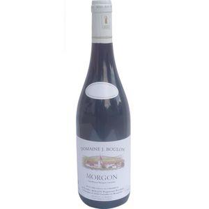 VIN ROUGE Domaine J. Boulon 2018 Morgon - Vin rouge de Bourg