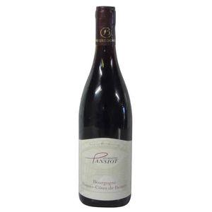 VIN ROUGE Domaine Pansiot 2018 Bourgogne Hautes-Côtes de Bea