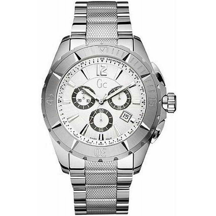 guess collection montre chronographe homme achat vente montre guess collection montre homme. Black Bedroom Furniture Sets. Home Design Ideas