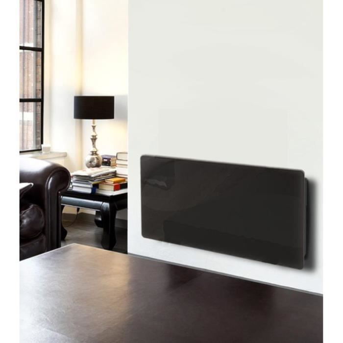 radiateur rayonnant thermostat electronique. Black Bedroom Furniture Sets. Home Design Ideas