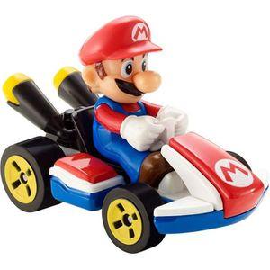 VÉHICULE CIRCUIT HOT WHEELS Mario Kart - Mario - 3 ans et +