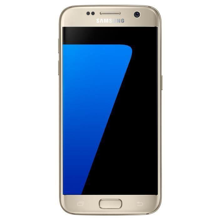 SMARTPHONE Samsung Galaxy S7 Or