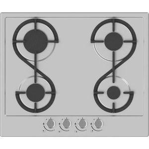 PLAQUE GAZ HUDSON HTG 4 I - Table de cuisson gaz - 4 foyers -