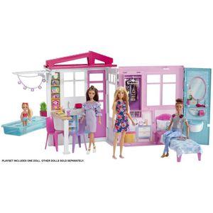 Maisons De Barbie Achat Vente Pas Cher Soldes Sur Cdiscount Des Le 20 Janvier Cdiscount