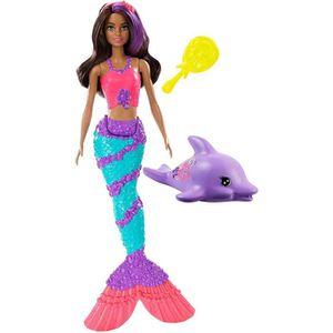 POUPÉE Barbie - Barbie Teresa Couleurs Aquatiques - 3 ans