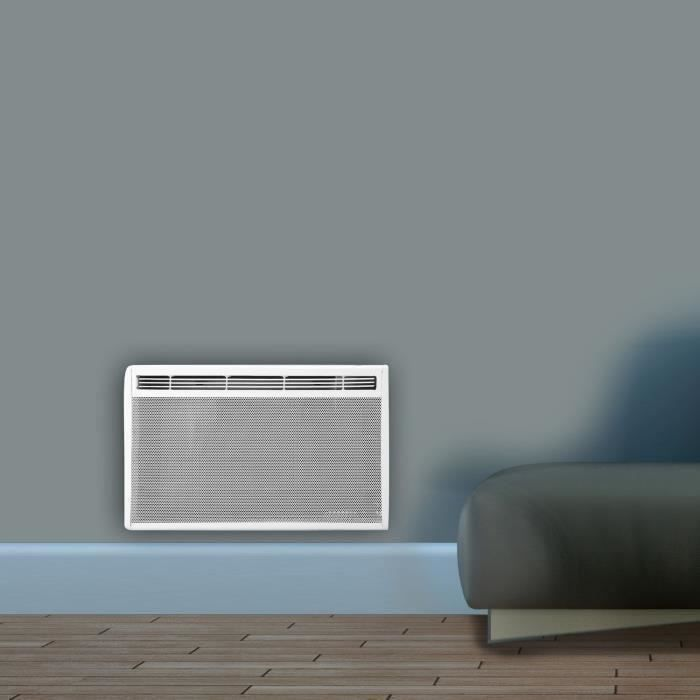 destockage cocoon 39 radiateur panneau rayonnant 1000 w lcd. Black Bedroom Furniture Sets. Home Design Ideas