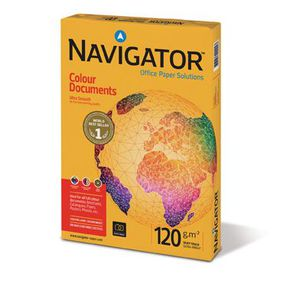 PAPIER IMPRIMANTE Navigator 250 feuilles A4 Colour Documents 120g