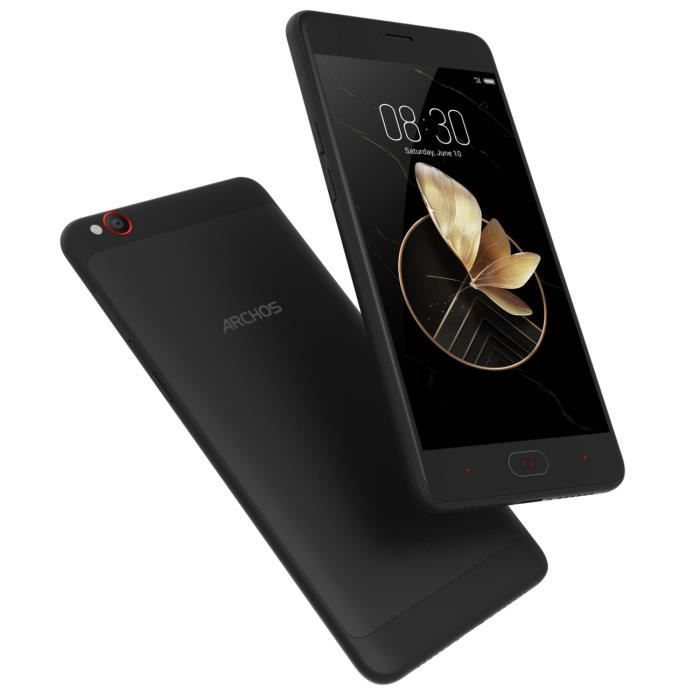 Archos Diamond Gamma Noir - Achat smartphone pas cher, avis ...