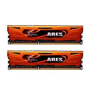 MÉMOIRE RAM G.Skill 16Go DDR3 1600MHz Ares    F3-1600C10D-16GA
