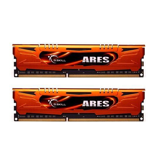 MÉMOIRE RAM G.SKILL RAM PC3-12800 / DDR3 1600 Mhz - F3-1600C10