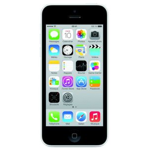 SMARTPHONE APPLE iPhone 5C 8 Go Blanc 4G
