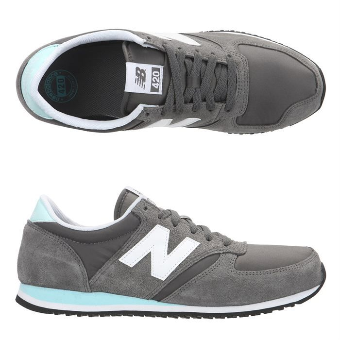 new balance hommes 420 gris