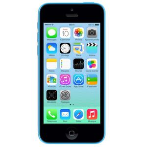 SMARTPHONE APPLE iPhone 5C 8 Go Bleu 4G