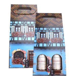 VIN BLANC Coffret de 2 bouteilles Alsace Grands Crus