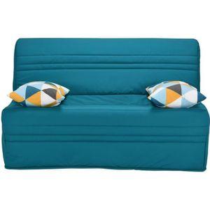 BZ JOE Banquette BZ GEOMETRICO - Tissu turquoise - L
