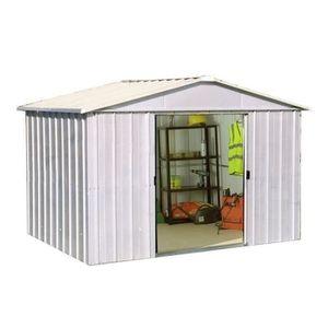 ABRI JARDIN - CHALET YARDMASTER Abri de jardin en métal 9,03 m²