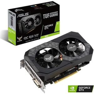 CARTE GRAPHIQUE INTERNE ASUS Carte graphique GeForce GTX 1660 6 Go TUF Gam