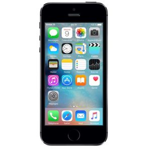 SMARTPHONE APPLE iPhone 5S 32 Go Gris 4G