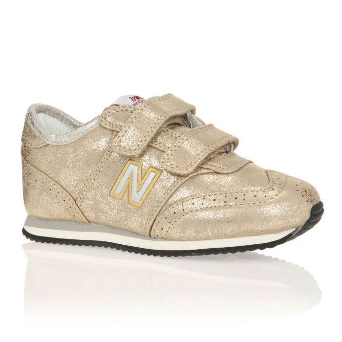 New balance baskets ke762ggy enfant fille or achat - Cdiscount basket enfant ...