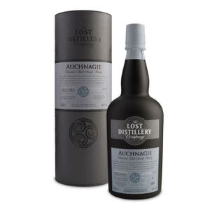 WHISKY BOURBON SCOTCH Auchnagie Lost Distillery 70cl 46°