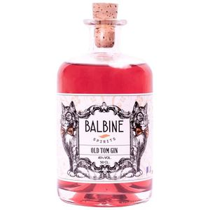 GIN Balbine Spirits - Old Tom Gin - 40° - 50 cl