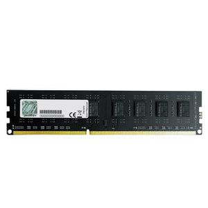 MÉMOIRE RAM G.Skill Mémoire PC Value - DDR3 - 4Go - 1600 MHz -