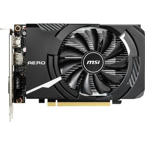 CARTE GRAPHIQUE INTERNE MSI Carte graphique GeForce GTX 1650 Aero ITX 4G O