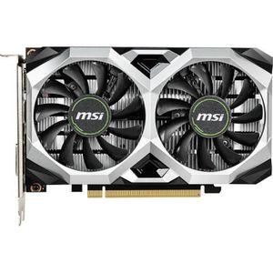 CARTE GRAPHIQUE INTERNE MSI Carte graphique GeForce GTX 1650 Ventus XS 4G