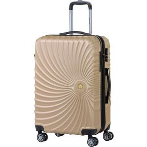 VALISE - BAGAGE PIERRE CARDIN Valise week-end taille M 65cm avec 8