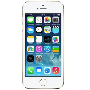 SMARTPHONE APPLE iPhone 5S 16 Go Or 4G