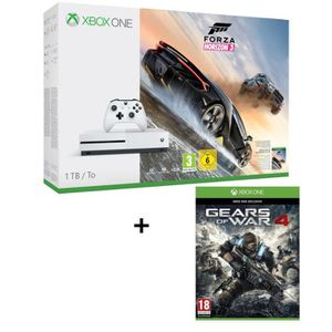 xbox one achat vente consoles et jeux vid o pas cher cdiscount. Black Bedroom Furniture Sets. Home Design Ideas