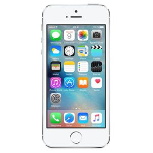 SMARTPHONE APPLE iPhone 5S 16 Go Argent 4G
