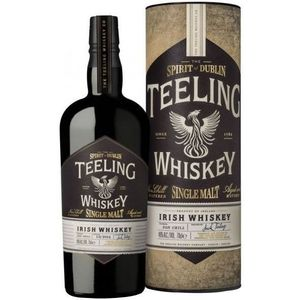 WHISKY BOURBON SCOTCH Teeling - Single Malt Whiskey - 46% - 70 cl