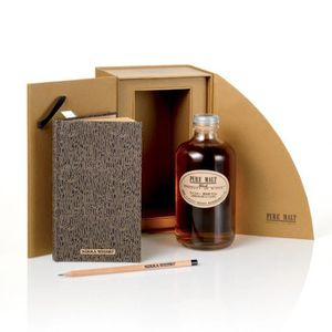 WHISKY BOURBON SCOTCH Nikka black Pure Malt coffret dégustation 50cl 43°