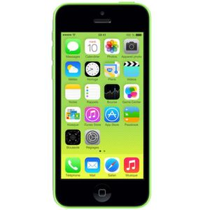 SMARTPHONE APPLE iPhone 5C 16 Go Vert 4G