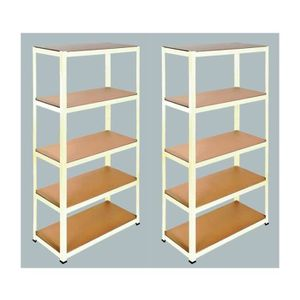 etagere garage achat vente etagere garage pas cher cdiscount. Black Bedroom Furniture Sets. Home Design Ideas