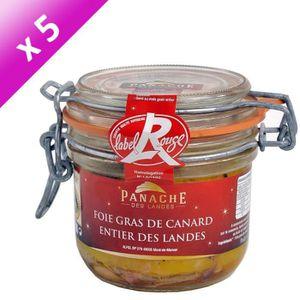 FOIE GRAS DOMAINE DE CASTELNAU Foie Gras de Canard Entier La